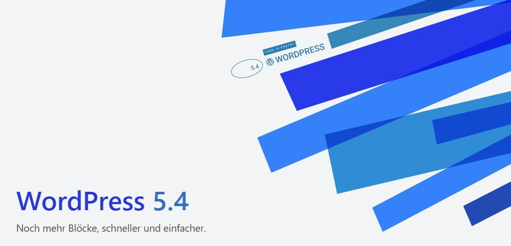 WordPress 5.4 Block-Editor Block Gutenberg