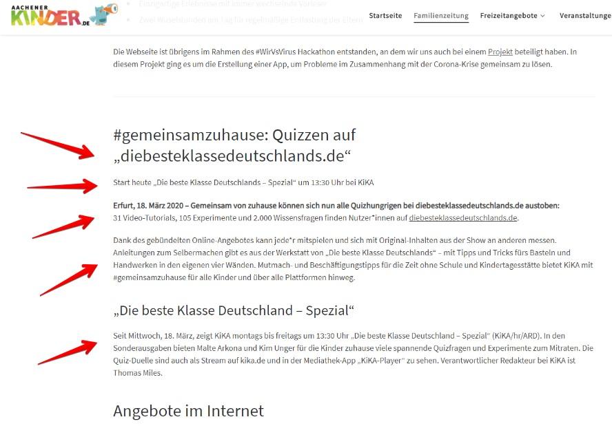 Block-Editor: Blöcke nicht anzeigen